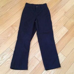 George Boys Navy Pants
